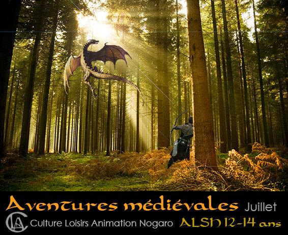 aventures médiévales