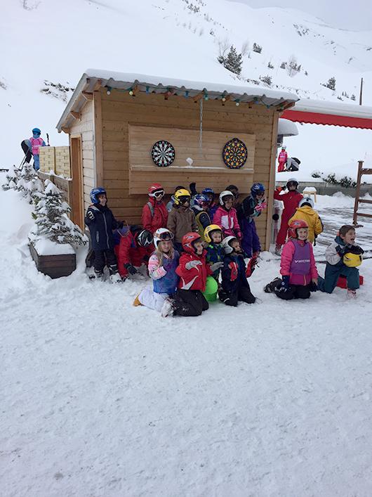 Loustics au ski 5