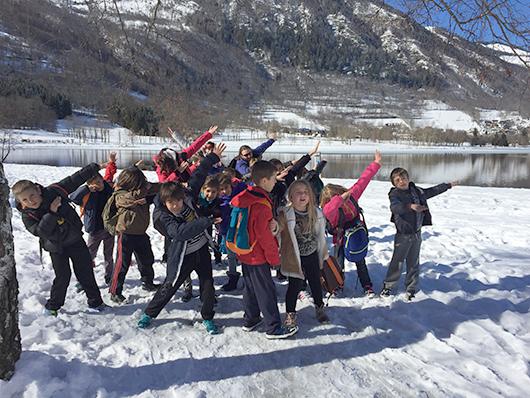 Loustics au ski 6